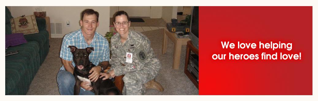soldiers website Injured dating
